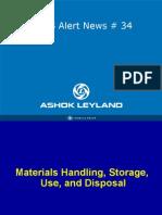 Material Storage Handling