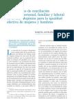 Los derechos de conciliación de la vida personal, familiar y laboral