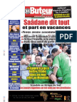 LE BUTEUR PDF du 22/06/2009