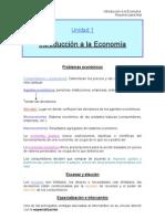 Resumen in Economia