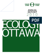 Ecology Ottawa 2010 Annual Report