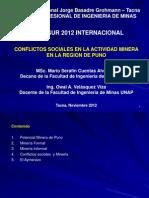 0. MineroSur-2012 Tacna