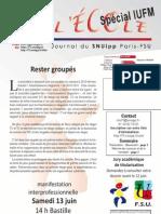 Journal PE2 Juin 2009 Web