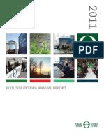 Ecology Ottawa 2011 Annual Report
