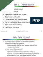 Data Mining Functionalities