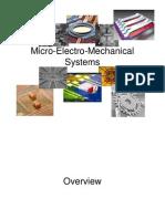 MEMS Overview