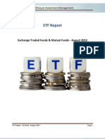 Lighthouse ETF Report - 2013 - August