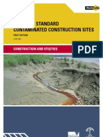 Construction Contaminated Standard