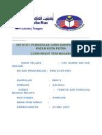 Tugasan Fonologi HAMIDI by NABIL FIKRI