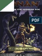 Conan 2E - Bestiary of the Hyborian Age