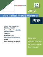 Gestion Del Mantenimieto