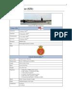 HMS Vengeance (S31)