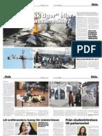 """""""Ekonomisk tiger"""" eller extremt klassamhälle? (Reportage Chile 1973-2013-1)"""