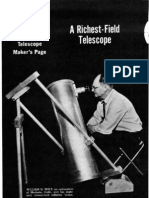 Richest Field Telescope