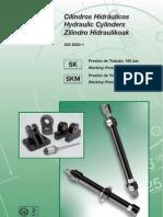 Catalogo Para Los Componentes Del Cilindro Hidraulico Tipo 1