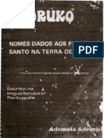 124858337 Oruko Dos Orixas