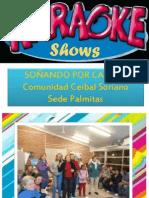 Karaoke Palmitas