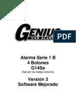 Alarma Genius 1B 4bot Se V3
