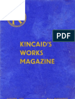 John G Kincaid magazine Autumn 1956