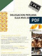 Tips Delegacion Peruana