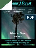 Sept 2013 Enchanted Forest Magazine