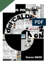 Revista del IES Calderón de la Barca (2009), Gijón