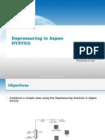 Dyn 006H Depressuring