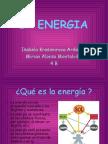 LA ENERGÍA ISABELA Y MIRIAN