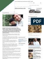 Americano vai à Amazônia em busca de mãe ianomâmi - BBC Brasil - Notícias
