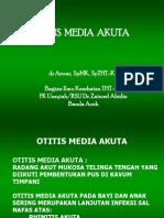 Otitis Media Akuta