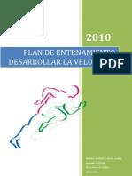 EF Velocidad