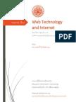 รายงานเรื่อง Web Technology and Internet