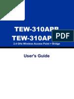 Tew 310apbx Manual