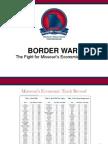Patrick Ishmael's Border War Presentation