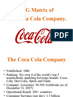 coca cola case study marketing management