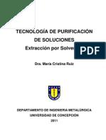 Extracción por Solventes UDEC