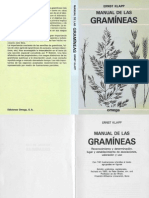 Manual de Las Gramineas