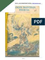 Logos Mantran Teurgia