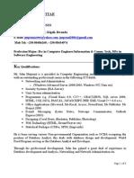 02_Sample Resume