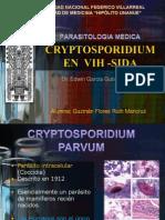 Criptosporidium Sida