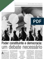 ARTIGO_PoderConstituinteDemocracia