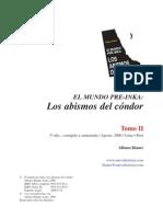 Alfonso Klauer - Los Abismos Del Condor. Tomo II