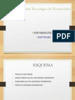 Elementos Del Software
