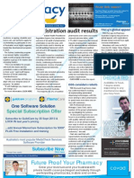 Pharmacy Daily for Mon 09 Sep 2013 - Registration audit, FIP education report, e-Cigarettes, generics and much more