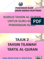 KTAQPPDHP T2 Tahsin Tilawah Tartil Al-Quran
