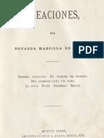 Eduarda Mansilla - Creaciones