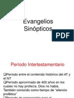 Evangelios Sinopticos de La Biblia