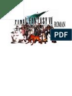 FF7 Roman Deutsch