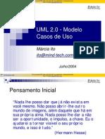 UML 2-0 Caso de Uso