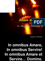 Amare Et Servire